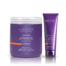 Маска для волос увлажняющая и питательная Amethyste, Farmavita