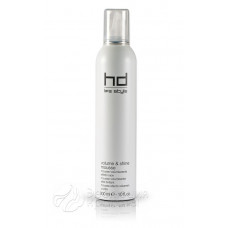 Мусс для объема и блеска волос HD, Farmavita