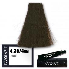 Краска для волос Involve Color 4.35, Kezy