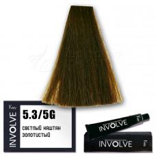 Краска для волос Involve Color 5.3, Kezy