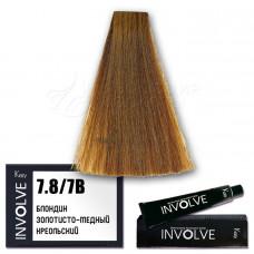 Краска для волос Involve Color 7.8, Kezy