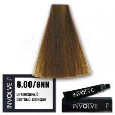 Краска для волос Involve Color 8.00, Kezy