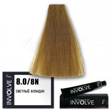 Краска для волос Involve Color 8.0, Kezy