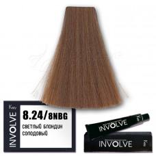Краска для волос Involve Color 8.24, Kezy