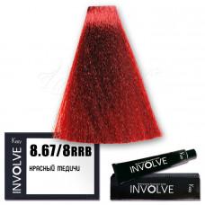 Краска для волос Involve Color 8.67, Kezy