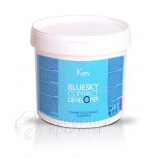 Осветляющий порошок для волос Bluesky Compact Developer, Kezy
