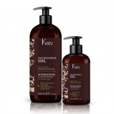 Кондиционер для волос  увлажняющий Incredible, Kezy