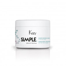 Маска для волос увлажняющая Simple, Kezy