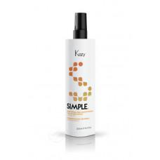 Спрей-кондиционер для волос восстанавливающий Simple, Kezy