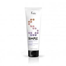 Крем-маска для глубокого восстановления волос Simple, Kezy