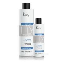 Шампунь для густоты волос с гиалуроновой кислотой My Therapy, Kezy
