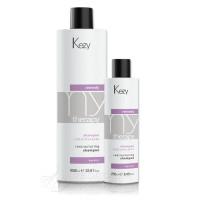 Шампунь для поврежденных волос с кератином My Therapy, Kezy