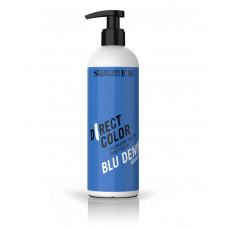 Краска для волос Direct Color Selective - синяя