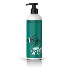 Краска для волос Direct Color Selective - темно-зеленая