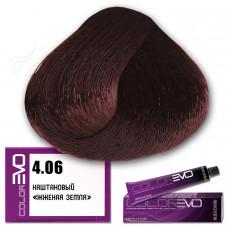 Краска для волос Colorevo 4.06, Selective