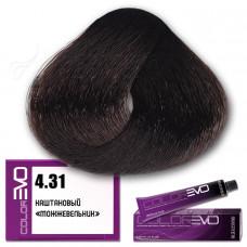 Краска для волос Colorevo. Каштановый Можжевельник
