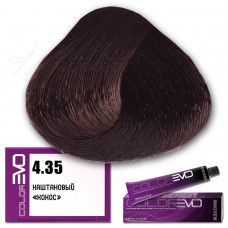 Краска для волос Colorevo 4.35, Selective