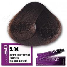 Краска для волос Colorevo. Светлое эбеновое дерево