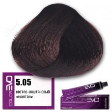 Краска для волос Colorevo. Каштан