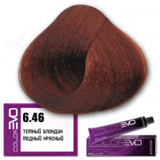 Краска для волос Colorevo 6.46, Selective