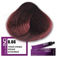 Краска для волос Colorevo 6.66, Selective