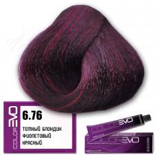 Краска для волос Colorevo 6.76, Selective