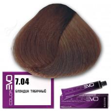 Краска для волос Colorevo 7.04, Selective