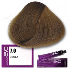Краска для волос Colorevo 7.0, Selective