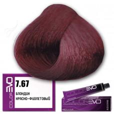 Краска для волос Colorevo 7.67, Selective