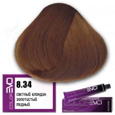 Краска для волос Colorevo 8.34, Selective
