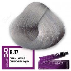 Краска для волос Colorevo 9.17, Selective