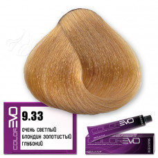 Краска для волос Colorevo 9.33, Selective