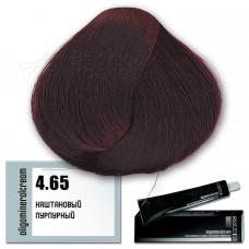 Краска для волос Oligomineral Cream. Каштановый пурпурный