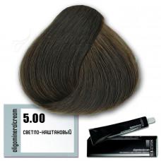 Краска для волос Oligomineral Cream. Светло-каштановый