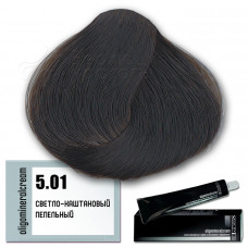 Краска для волос Oligomineral Cream 5.01, Selective