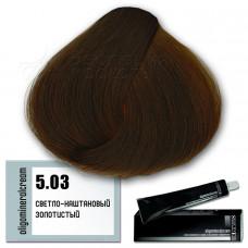 Краска для волос Oligomineral Cream 5.03, Selective