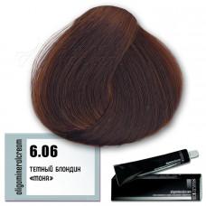 Краска для волос Oligomineral Cream. Темный блондин Мока