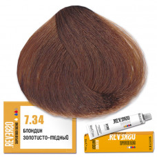 Краска для волос Reverso 7.34, Selective