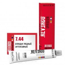 Краска для волос Reverso 7.44, Selective