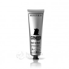 Гель для укладки волос с черным пигментом Cemani, Selective