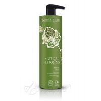 Маска питательная для восстановления волос Natural Flowers, Selective
