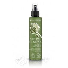 Спрей-кондиционер для волос Leave-In Natural Flowers, Selective