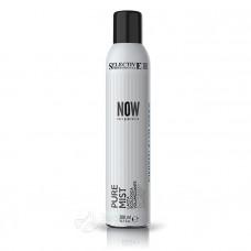 Лак для объема волос Pure Mist NOW, Selective