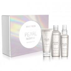 """Набор """"Для блеска светлых и химически обработанных волос"""" Pearl Sublime, Selective"""