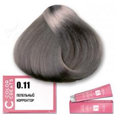 Краска для волос Color Creats 0.11, Tefia