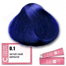 Краска для волос Color Creats 0.1, Tefia