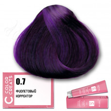 Краска для волос Color Creats 0.7, Tefia