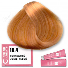 Краска для волос Color Creats 10.4, Tefia