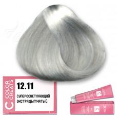 Краска для волос Color Creats 12.11, Tefia