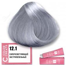 Краска для волос Color Creats 12.1, Tefia